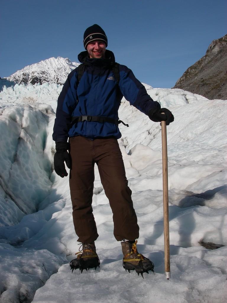 Me on Glacier