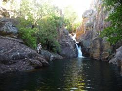 Kakadu Waterfall